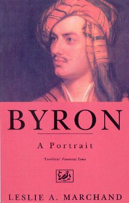 Byron: A Portrait book