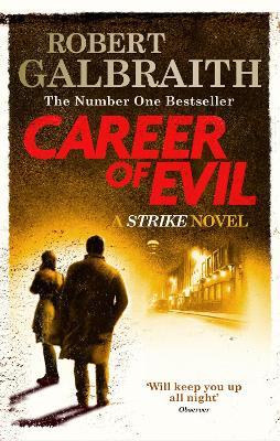 Career of Evil book