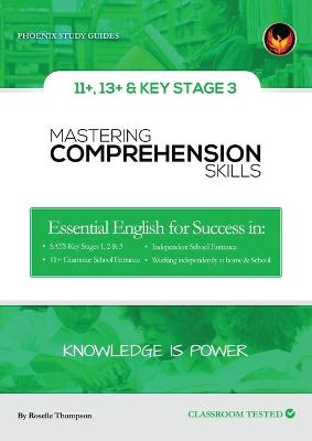 Mastering Comprehension Skills by Roselle Thompson