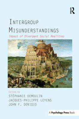 Intergroup Misunderstandings book