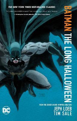 Batman: The Long Halloween by Jeph Loeb
