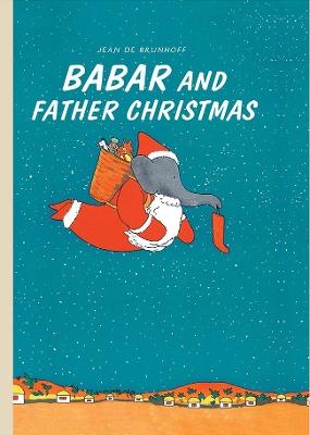 Babar and Father Christmas book