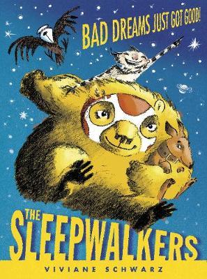 The Sleepwalkers by Silvia Viviane Schwarz