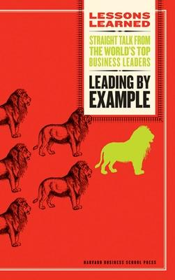 Leading by Example book