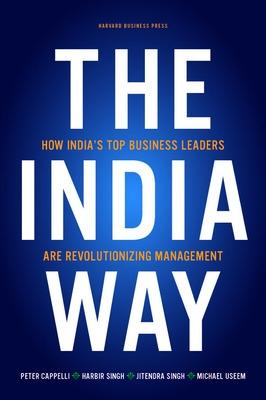 India Way by Peter Cappelli