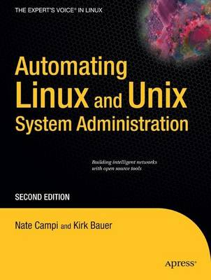 Automating Linux and Unix System Administration book