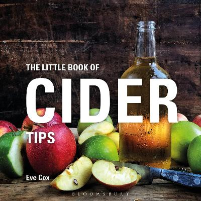 The Little Book of Cider Tips by Eve Cox