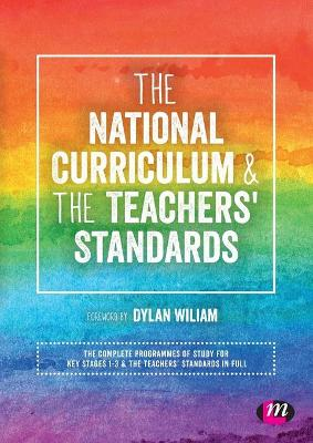 National Curriculum and the Teachers' Standards book