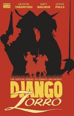 Django / Zorro by Quentin Tarantino