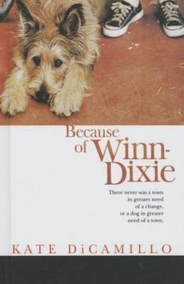 Because of Winn-Dixie book