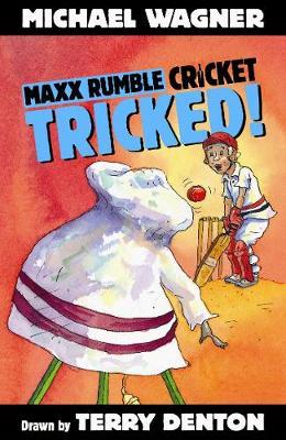 Maxx Rumble Cricket 8: Tricked! book
