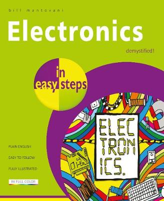 Electronics in Easy Steps book