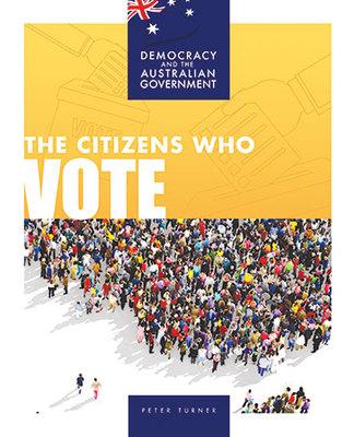 The Citizens Who Vote book