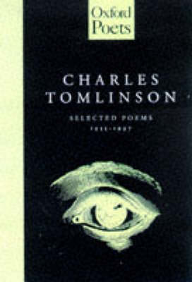 Selected Poems, 1955-97 by Charles Tomlinson