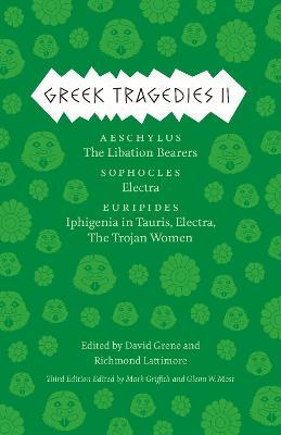 Greek Tragedies 2 book