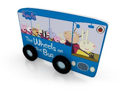 Peppa Pig: The Wheels on the Bus book