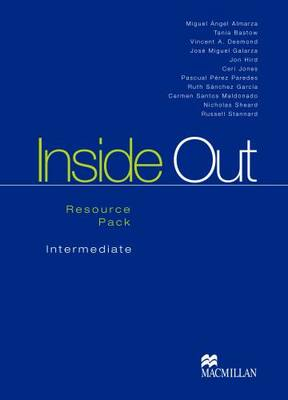 Inside Out Int Resource Pack by Sue Kay
