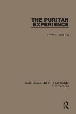 The Puritan Experience book