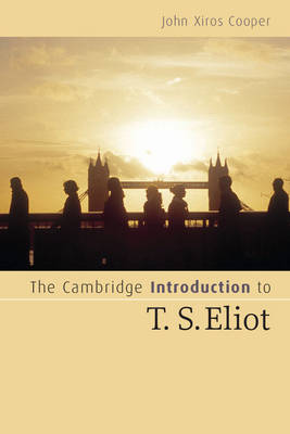 Cambridge Introduction to T. S. Eliot book