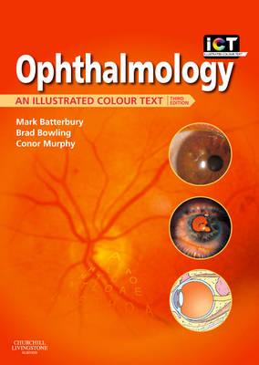 Ophthalmology by Mark Batterbury