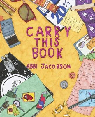 Color This Book New York City By Abbi Jacobson 9781452117331