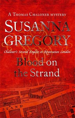 Blood On The Strand book