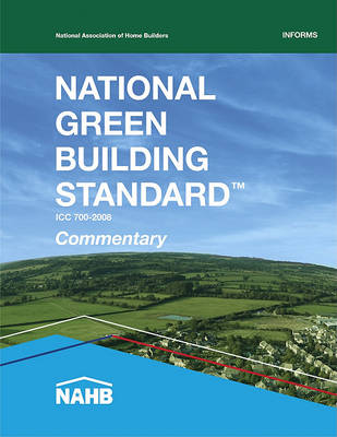 National Green Building Standard Commentary by National Association of Home Builders