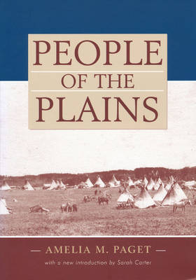 People of the Plains book