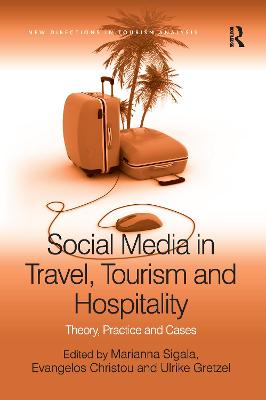 Social Media in Travel, Tourism and Hospitality book