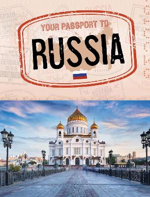 Your Passport to Russia by Douglas Hustad
