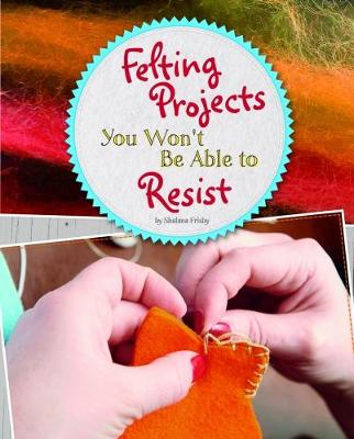 Felting Projects You Won't Be Able to Resist book