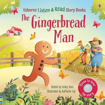 The Gingerbread Man by Lesley Sims