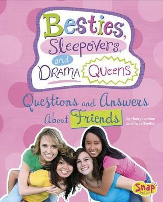 Besties, Sleepovers, and Drama Queens book