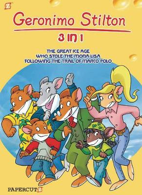 Geronimo Stilton 3-in-1 #2 by Geronimo Stilton