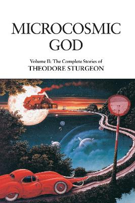 Microcosmic God book