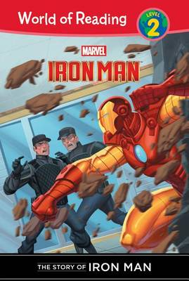 Iron Man: The Story of Iron Man book