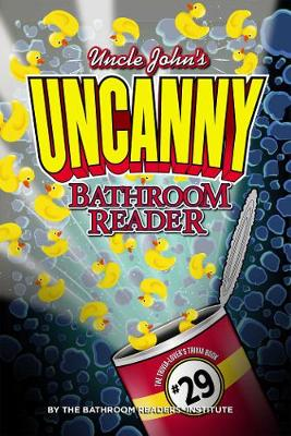 Uncle John's UNCANNY 29th Bathroom Reader book