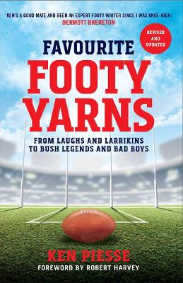 Favourite Footy Yarns: Extended and Updated book