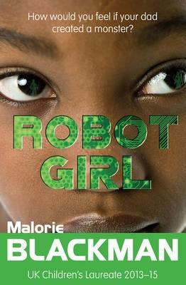 Robot Girl book
