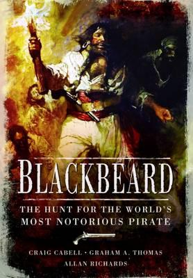 Blackbeard by Craig Cabell