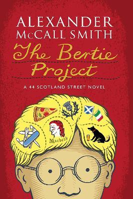 Bertie Project book