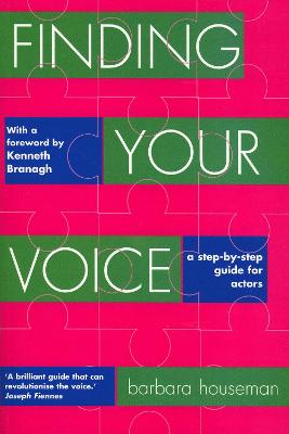 Finding Your Voice by Barbara Houseman