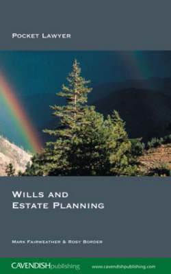 Wills and Estate Planning by Mark Fairweather