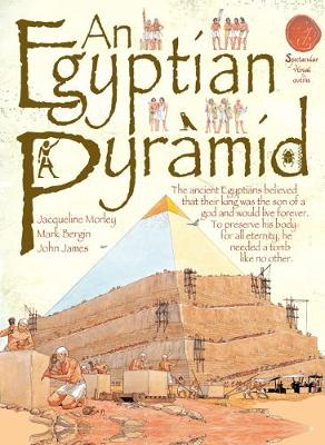 Egyptian Pyramid by Jacqueline Morley