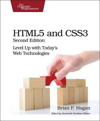 HTML5 and CSS3 by Brian Hogan