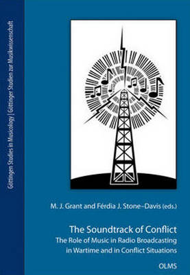 Soundtrack of Conflict by M. J. Grant