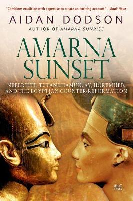 Amarna Sunset by Aidan Dodson