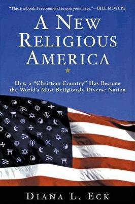 New Religious America book