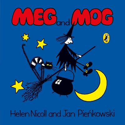 Meg and Mog by Helen Nicoll