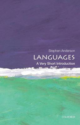 Languages: A Very Short Introduction by Stephen Anderson